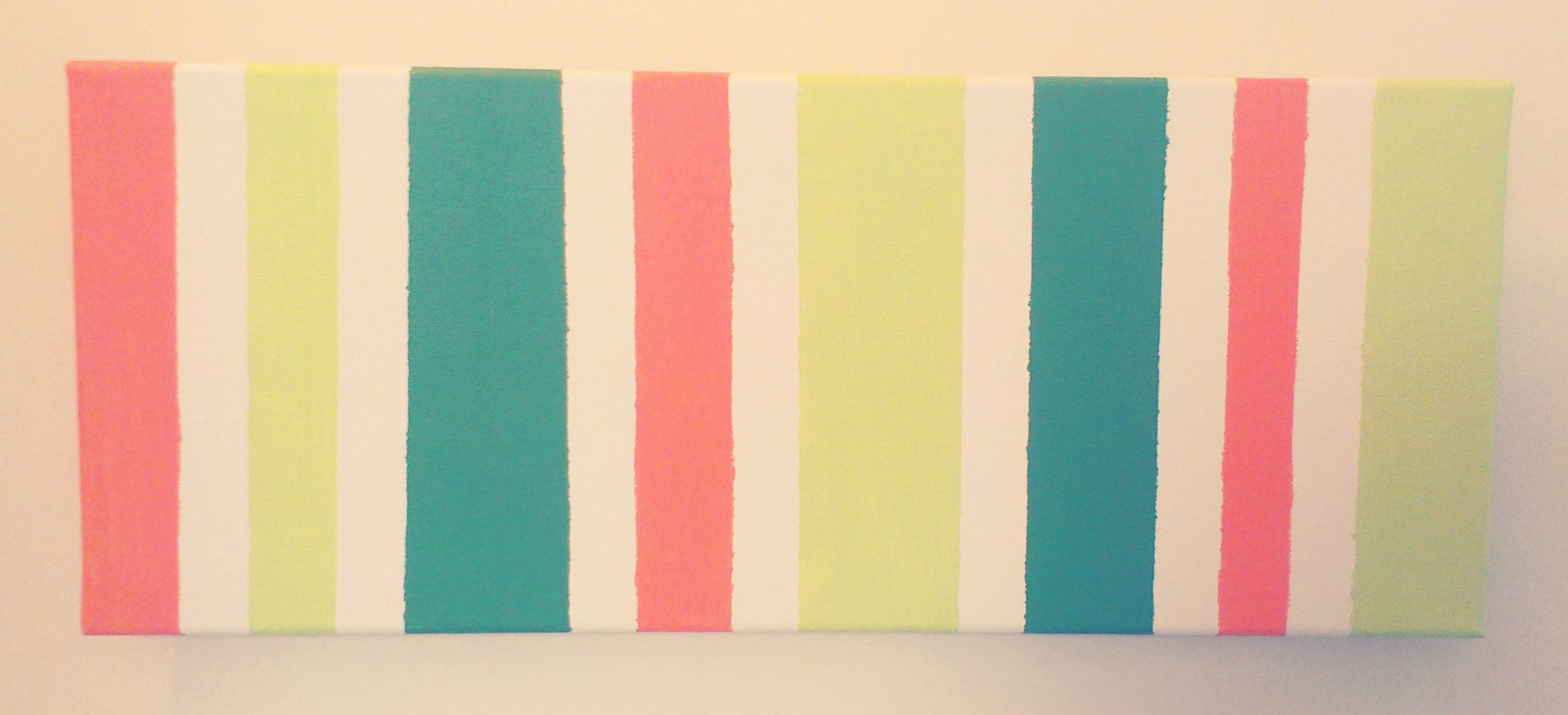 Just Call Me Picasso: DIY Wall Art In Less Than 20 Minutes ...
