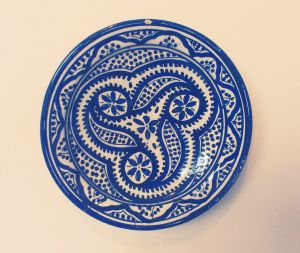 Kellita Makes Ceramic Moroccan Craft