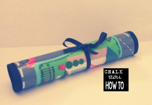 Chalk Roll DIY