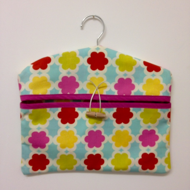 DIY PEG BAG