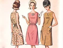 Vintage Sewing Pattern 60s
